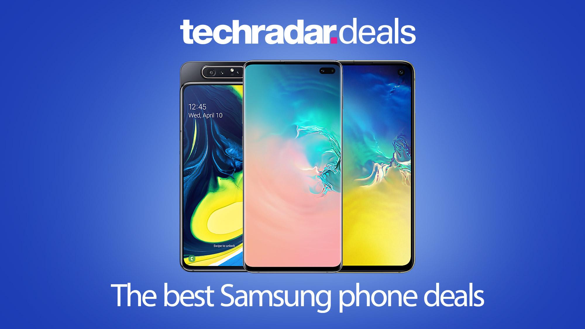 The Best Samsung Phone Deals In November 2020 Techradar