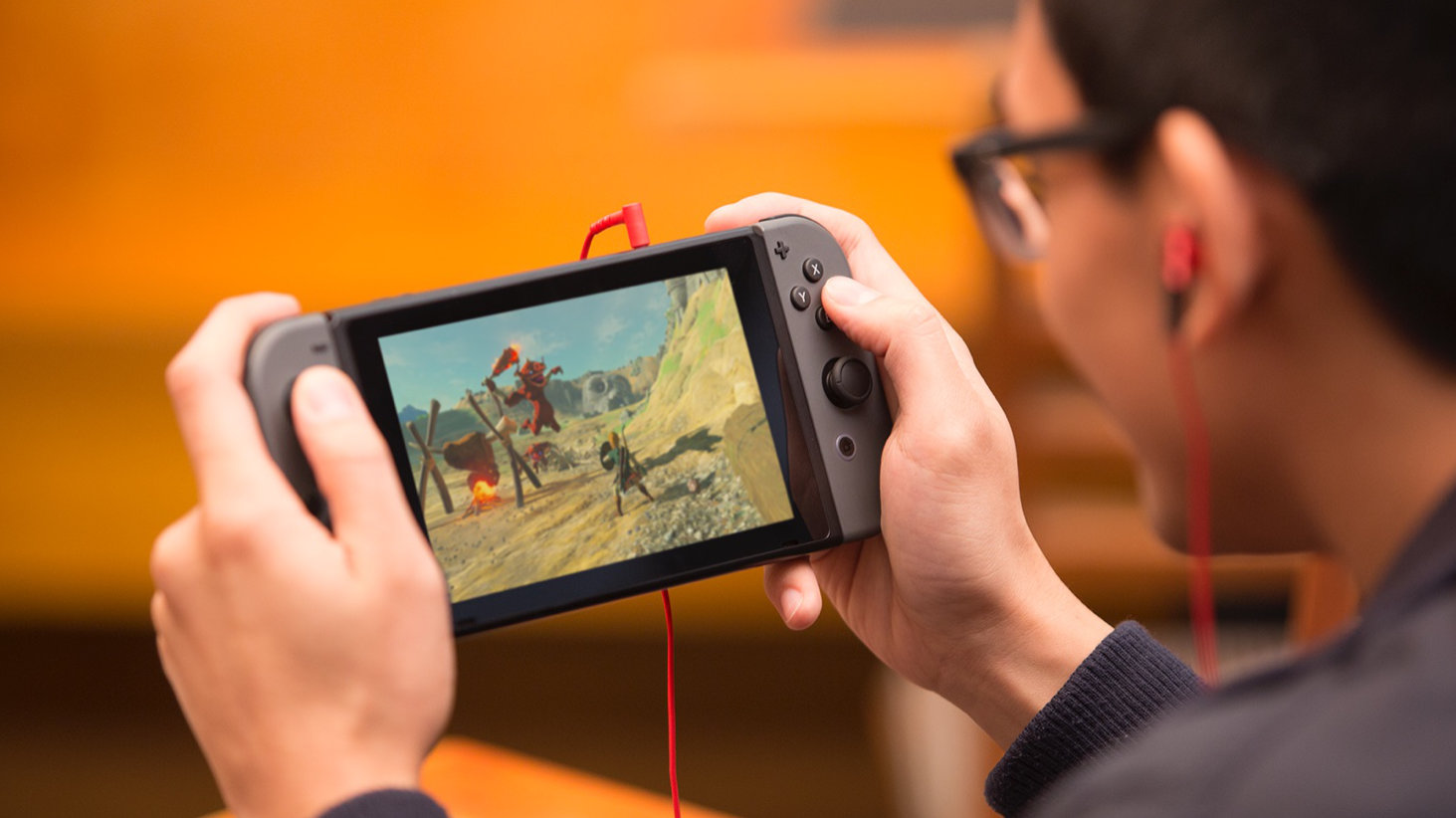 Nintendo Switch's online service confirmed for late