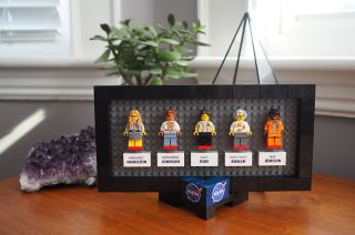 NASA women LEGO set