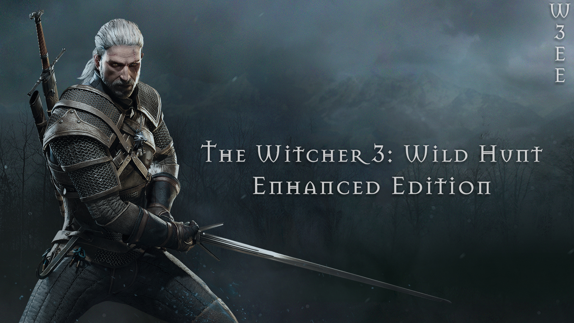 The Witcher 3 Enhanced Edition mod completely overhauls combat and