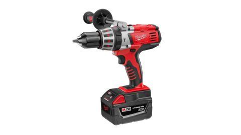 Milwaukee 0726-22 M28 Hammer Drill review
