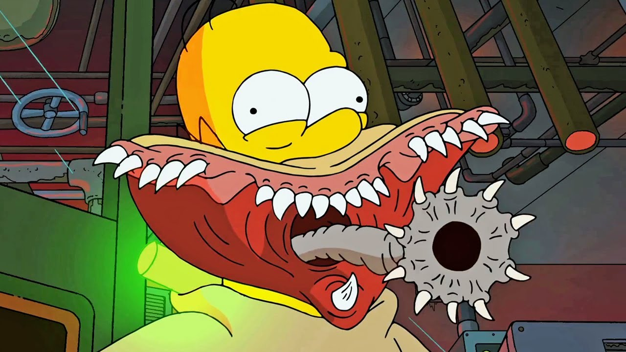 the best simpsons treehouse of horror episodes | gamesradar+