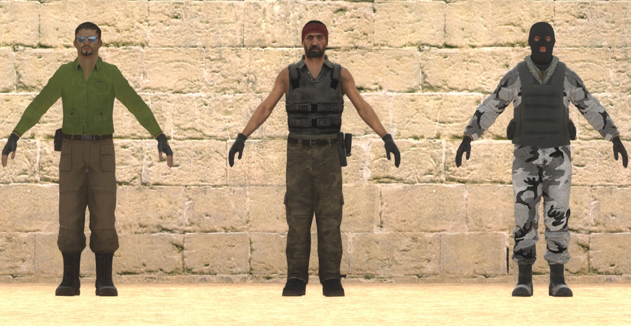 Counter-Strike: Classic Offensive is a CS 1 6 remake in CS