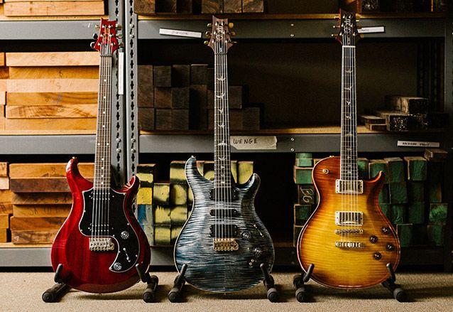 PRS Core Guitars