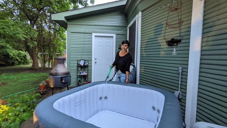 Bestway SaluSpa Hawaii Hot Tub