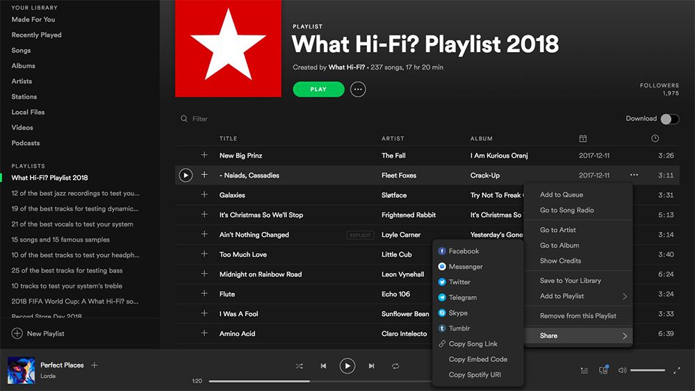33 Spotify tips, tricks and features | What Hi-Fi?