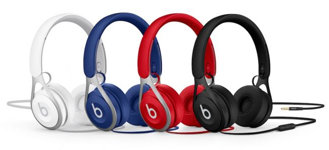 The Beats EP headphones are the 'cheap' option in the range