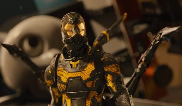 5. Yellowjacket