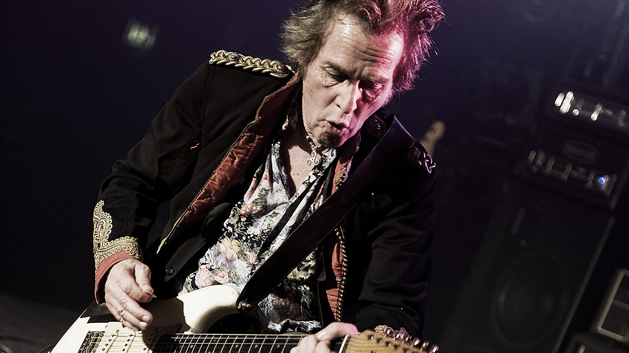 Bernie Tormé remains in intensive care and is now on a ventilator