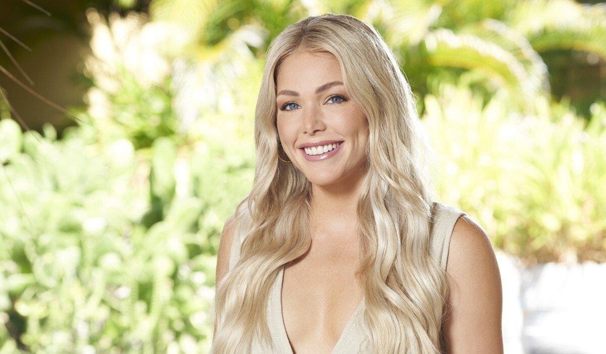 Bachelor in Paradise Kelsey Weier