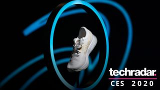 Asics at CES 2020