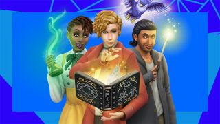 The Sims 4: Realm of Magic is Hogwarts for your Sims in all