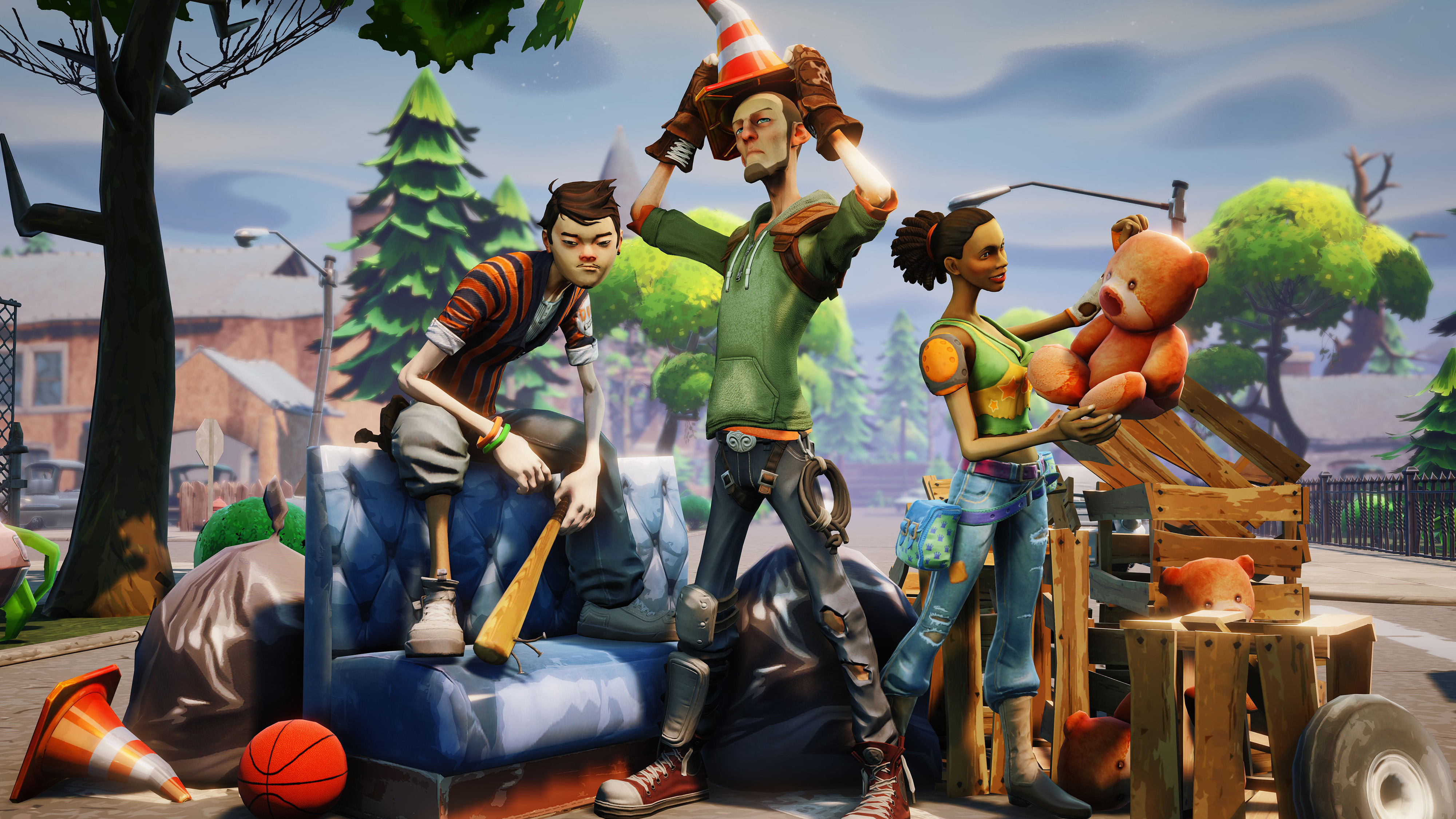 Delayed Irrelevant Phenomenon How Fortnite Became The Biggest
