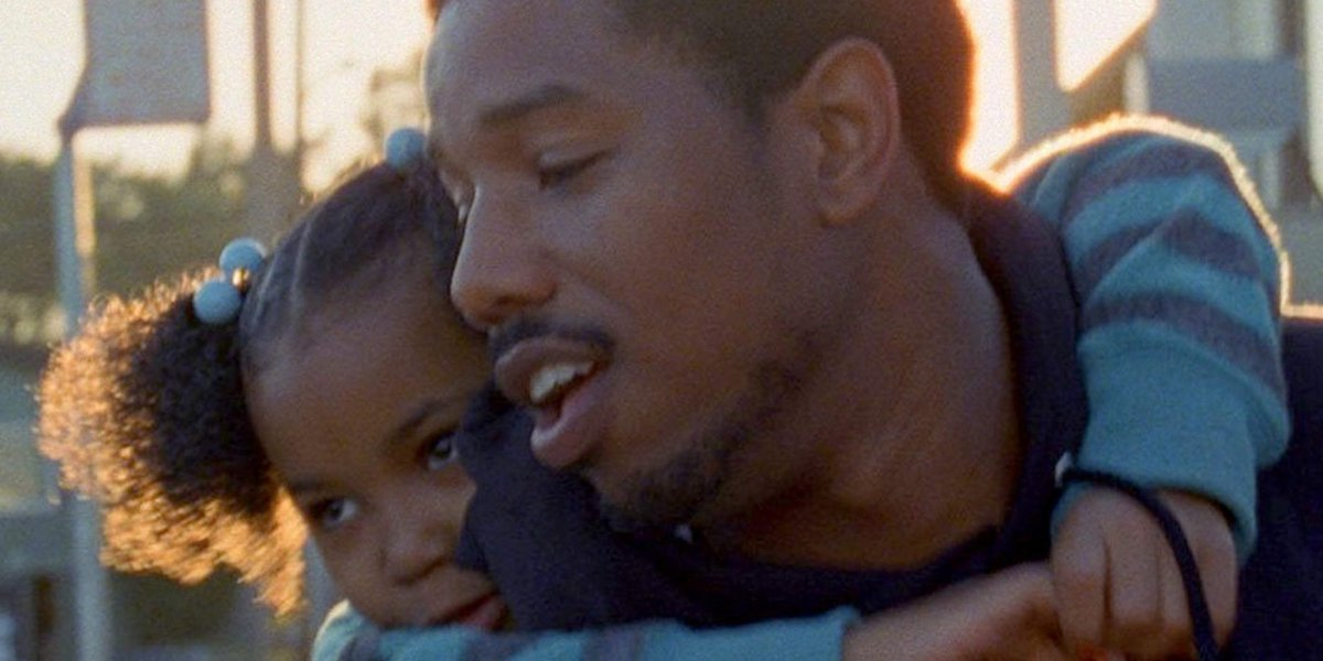Michael B. Jordan as Oscar Grant in Fruitvale Station