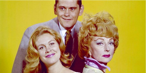 bewitched cast 1960s
