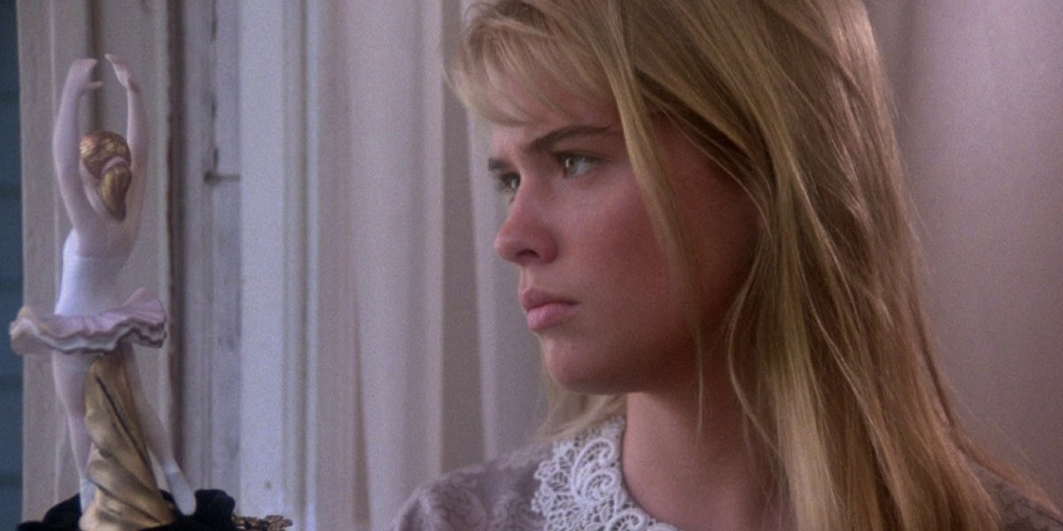 Kristy Swanson in Flowers in the Attic