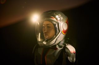 "Hana Seung in ""MARS"""
