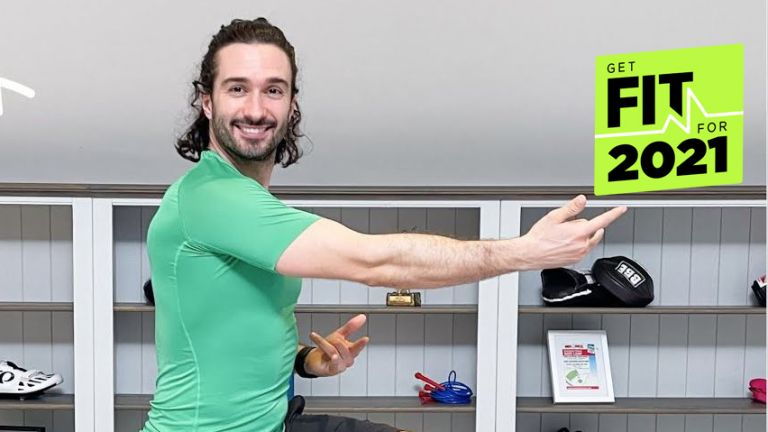 how to watch PE with Joe Wicks Wednesday 13 January