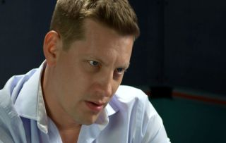 Doctors, Aaron Trent (played by James Sutton)