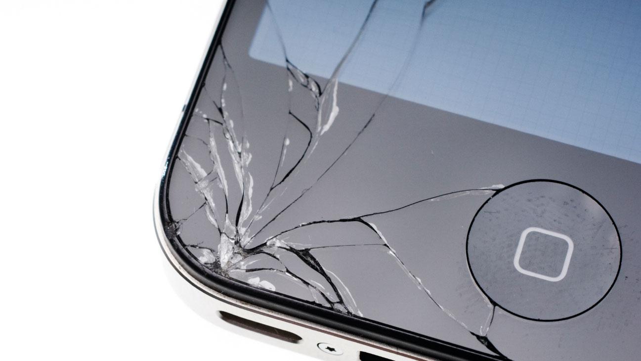 Crack iPhone