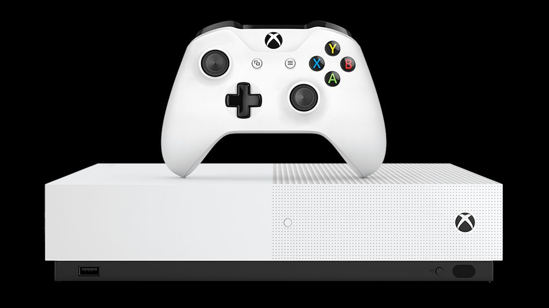 The cheaper, disc-less Xbox One S All-Digital Edition launches in May