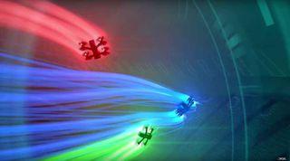 drone races