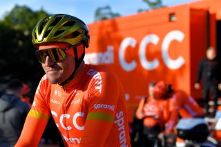 CCC Team leader Greg Van Avermaet is ready for the 2020 season