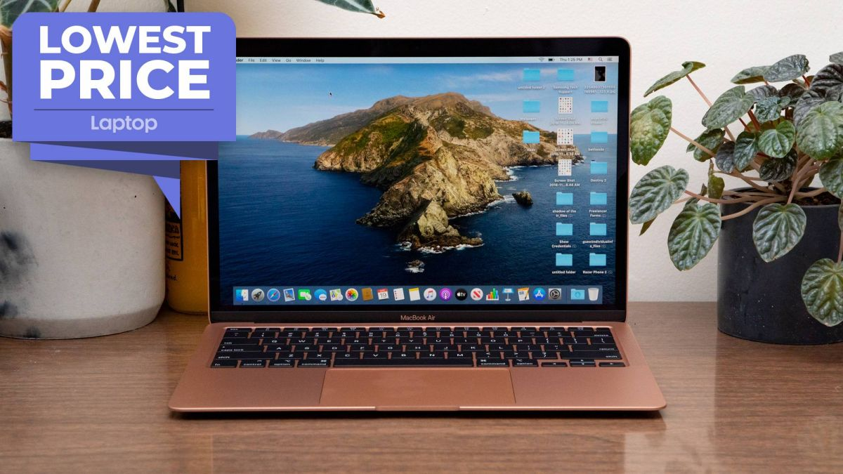 MacBook Air now $250 off on Amazon ahead of Black Friday ...