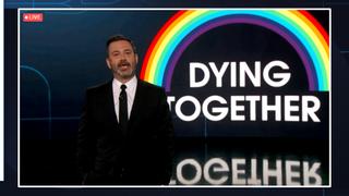 Jimmy Kimmel Disney Upfront 2021