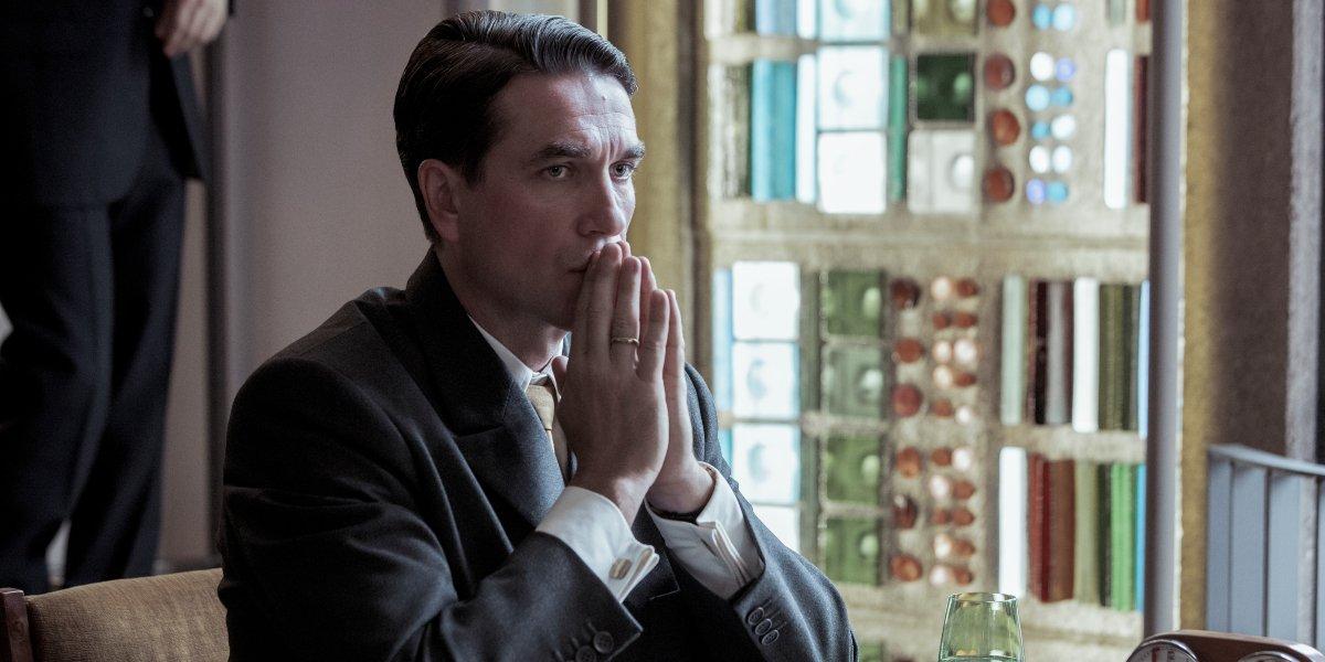 Marcin Dorociński in The Queen's Gambit