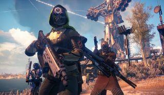 Guardians prepare for battle in Destiny