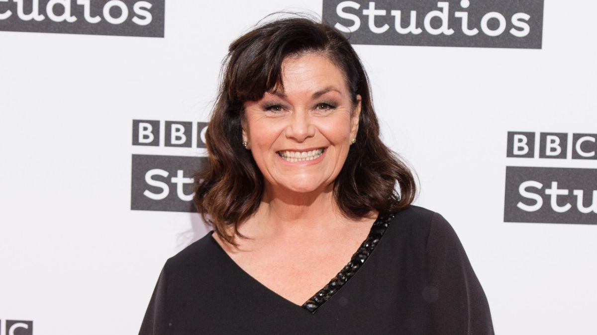 Dawn French shares a rare photograph of daughter Billie—and fans love her bold look