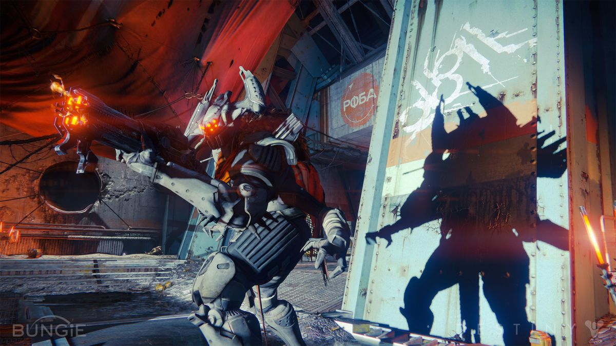 New Destiny 2 leaks point to the return of Destiny 1's Cosmodrome and Thunderlord