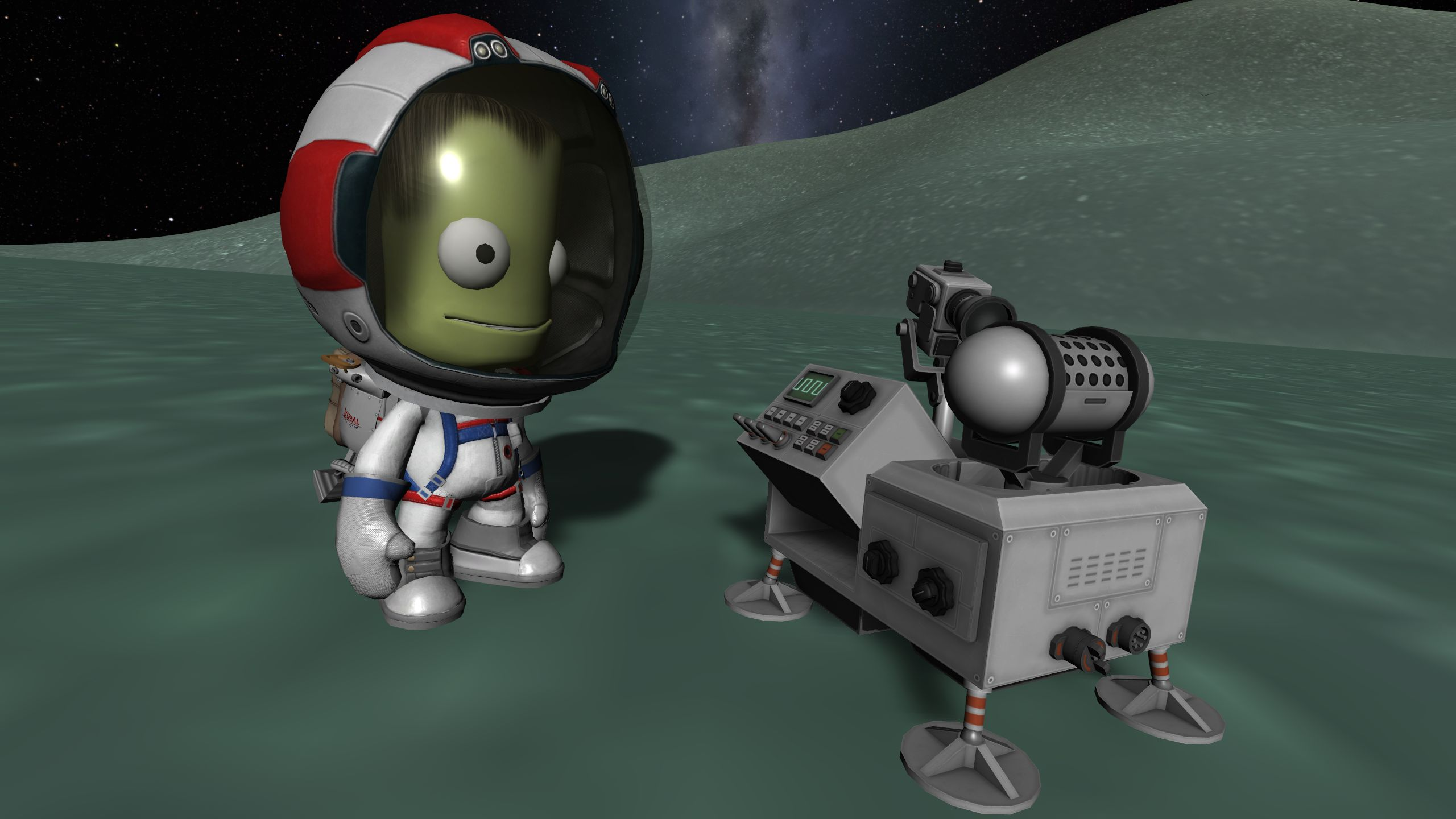 Watch Kerbal Space Program's new science gizmos in action in this