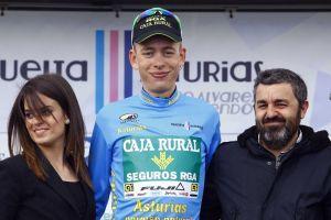 Hugh Carthy becomes first British rider to win Vuelta a Asturias