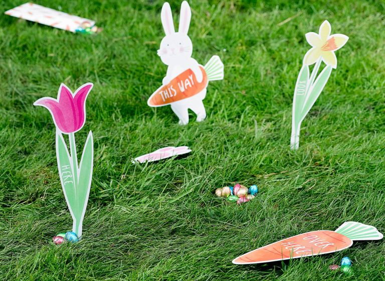 Easter egg hunt kit by John Lewis
