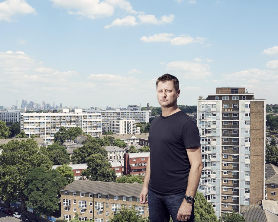 'It's a national scandal!' George Clarke on why he's campaigning for change in his new series