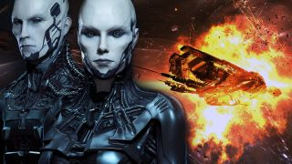 EVE Online is in chaos after an unprecedented alien invasion