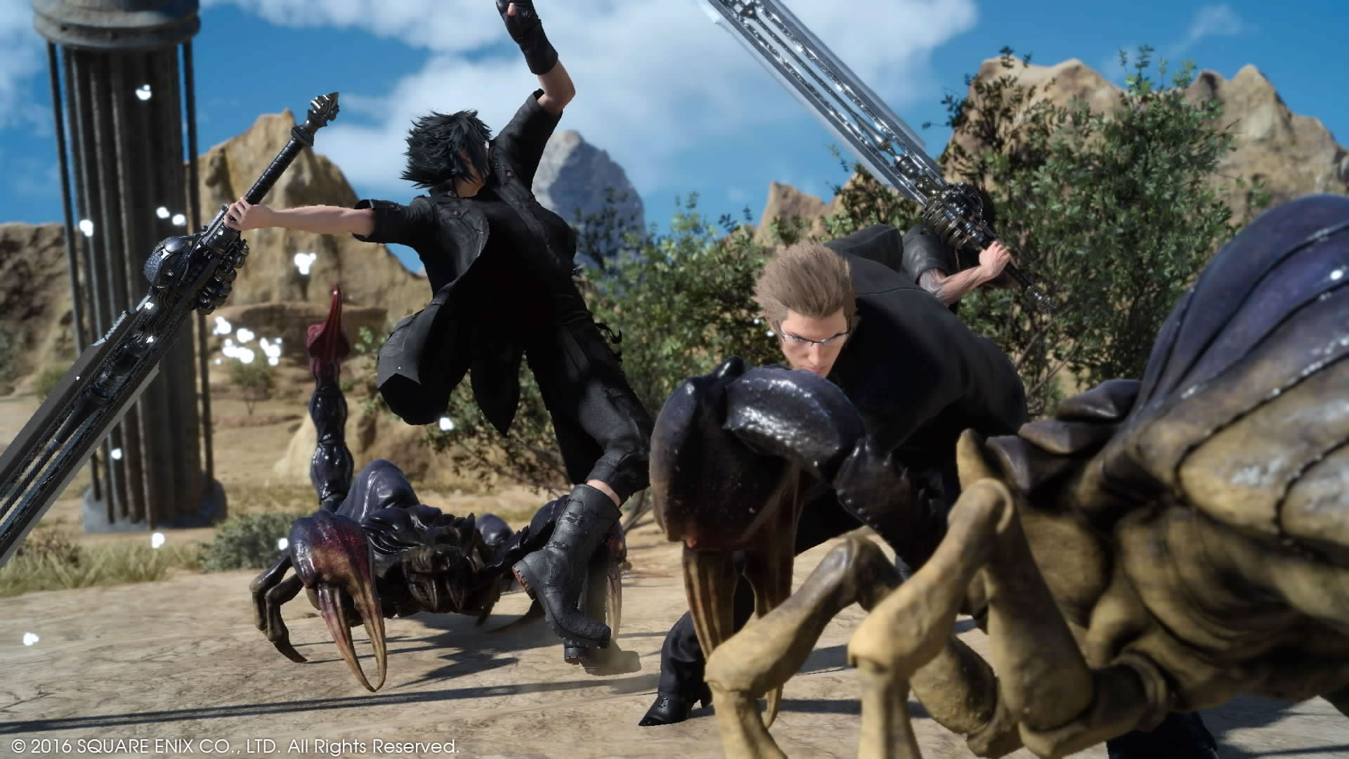 The best games with DLSS support: Final Fantasy XV