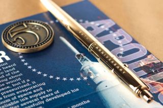 apollo 7 50th fisher space pen