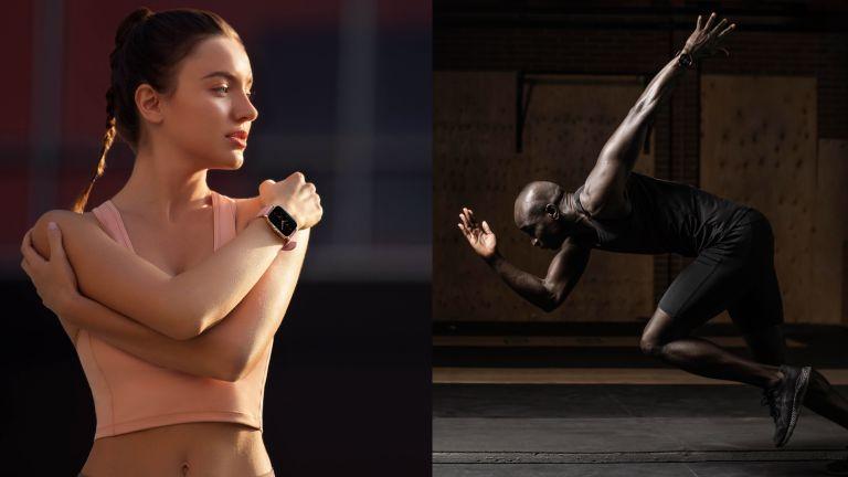 fitness tracker vs running watch