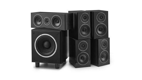 Home cinema speaker package: Wharfedale Diamond 12.1 Home Cinema Pack review