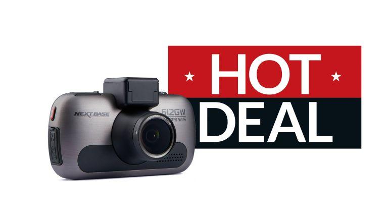Nextbase dash cam deal