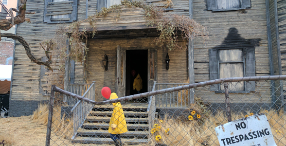 The IT Experience Neibolt House Hollywood IT Stephen King