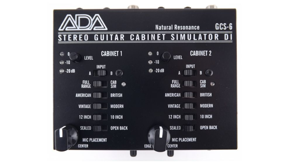 Best Guitar Cabinet Simulator Pedal : a da s stereo guitar cabinet simulator di delivers real world cab tones from your pedalboard ~ Russianpoet.info Haus und Dekorationen