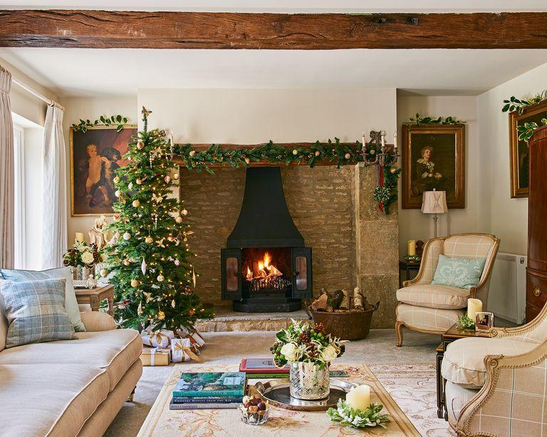 Christmas-Living-room-ideas