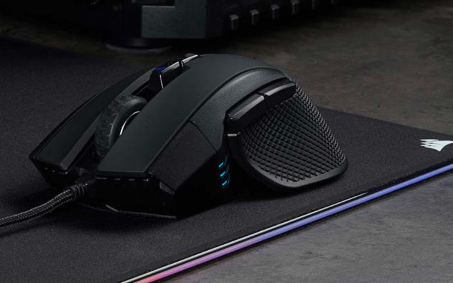Corsair Ironclaw RGB Review: A Big Mouse for Big Hands | Tom's Guide