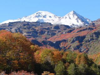 Nevados de Chillán volcano