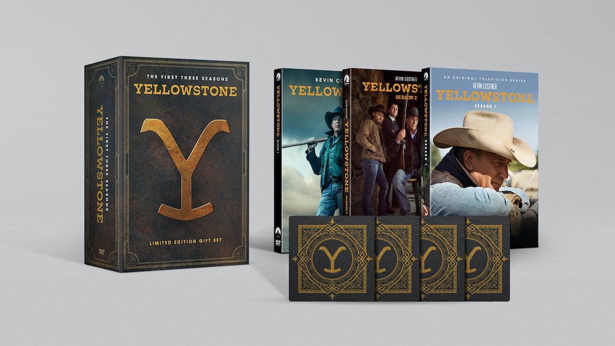 Участвуйте в розыгрыше ограниченного выпуска CinemaBlend в Йеллоустонском розыгрыше, чтобы получить шанс