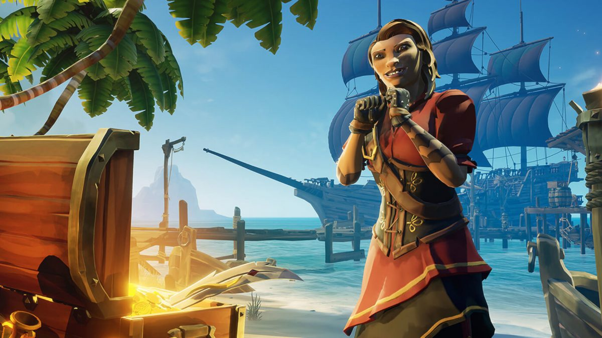Sea of Thieves will see its 'biggest year yet' in 2021